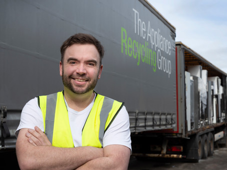 Recycling expert leads the way with carbon neutral mission
