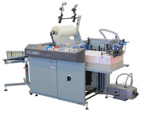 TPC keeps lamination in-house with a new Komfi Delta 52