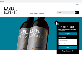Launch of 'Label Experts' – the new knowledge portal for label printing
