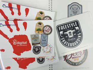 New digital self-adhesive range from Premier Paper
