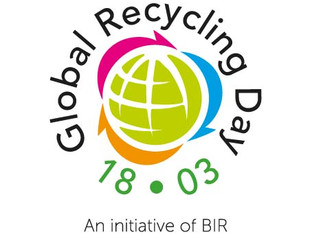 Today the world joins together to celebrate Global Recycling Day 2019