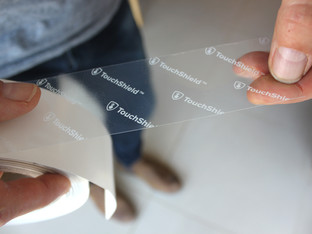 Touchshield anti-microbial film now available from Premier