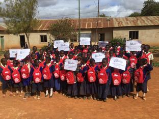 Blake Envelopes: Giving hope through education in Tanzania
