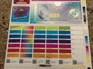 Color-Logic certifies Kernow Metalik silver media for the Xerox Iridesse