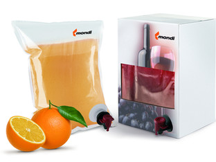 Mondi continues innovation with next generation 'Bag-in-Box' technical films