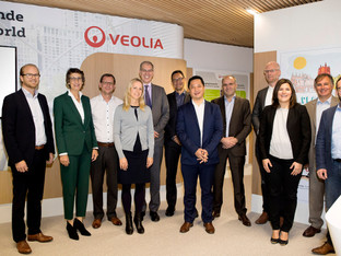 Tetra Pak and Veolia partner to get all beverage carton components recycled