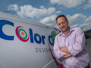 Color Company Cheltenham to be first in the UK to run Speedmaster CX 75