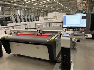 Hampton Printing installs Titanium 2516 CAD cutter