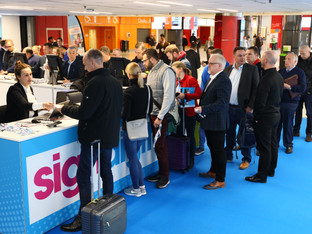 First exhibitors announced for Sign & Digital UK's expanding 2020 show