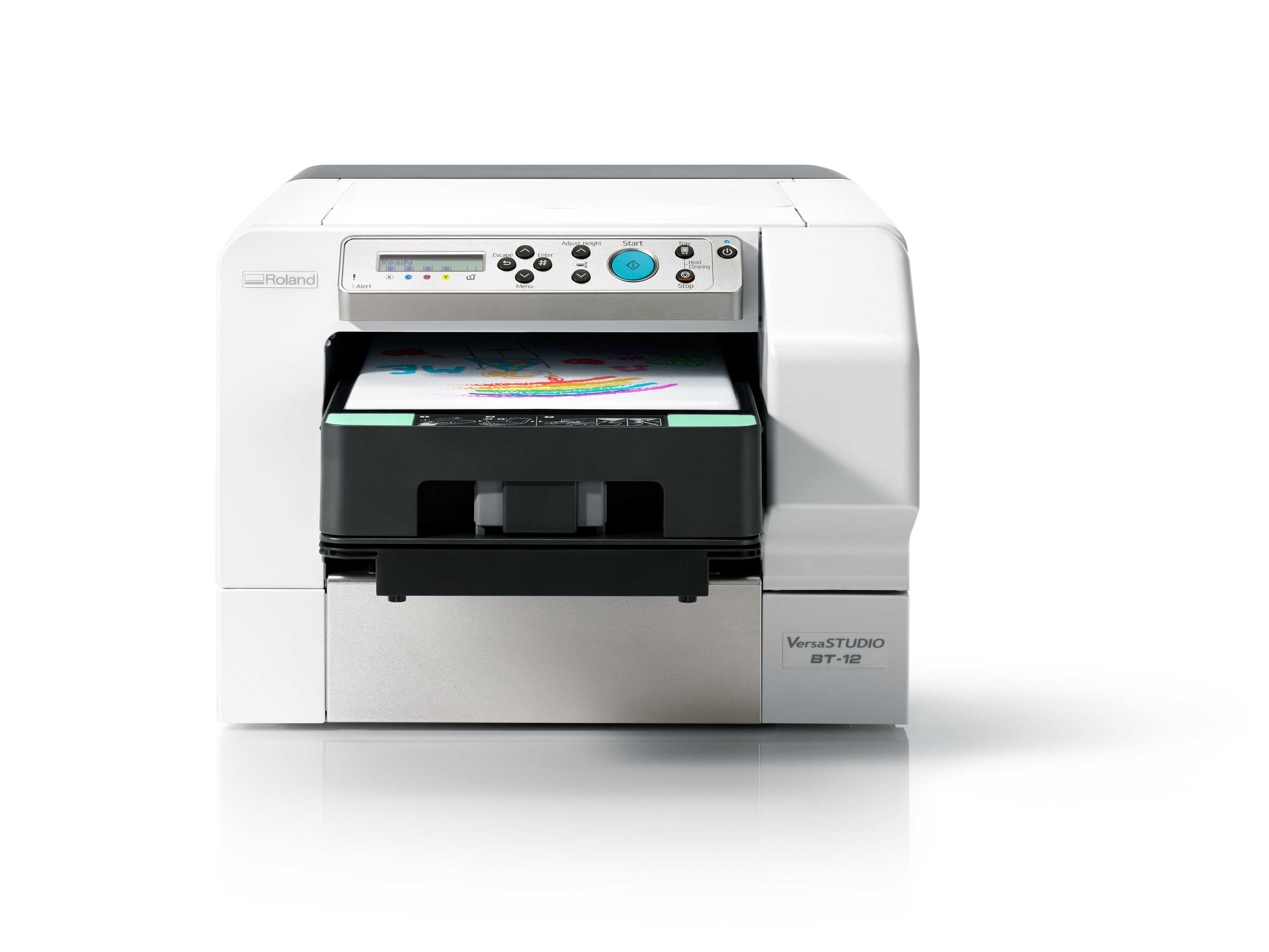 Roland DG Launches its first direct to garment printer for