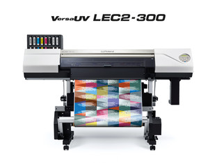 Roland DG raises the bar with new VersaUV LEC2-300