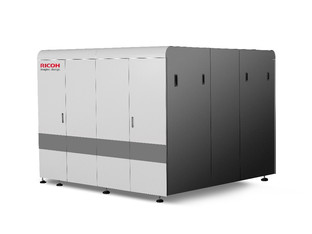 Ricoh presents the Art of the New in high speed inkjet