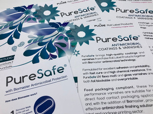Pulse Roll Label Products partners with Addmaster to launch Biomaster Protected PureSafe