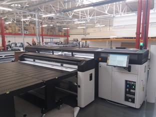 Tayprint installs UK's first HP R2000