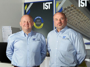 IST (UK) debuts new LEDcure SCR at Label & Print