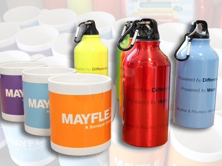 Mayflex continues its efforts to reduce waste and support the environment