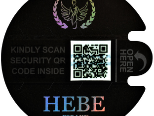 engage authentication technology launched on Hebe Life's natural supplements