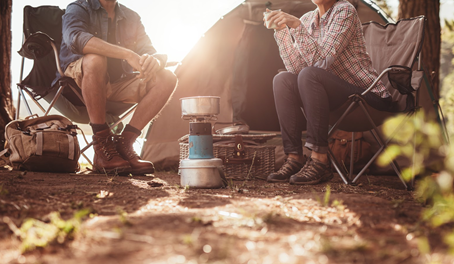 Planning your holidays? Make your next camping trip an eco one