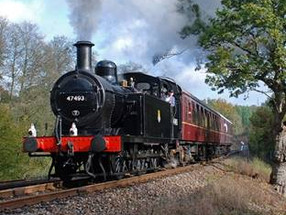 The Spa Valley Railway joins the Seven Wonders of the Weald