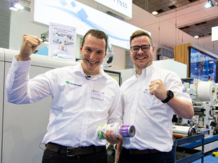 Watch Domino surpass its 'Production Efficiency' Challenge during Labelexpo
