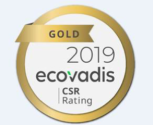 LPR obtains EcoVadis 'Gold Advanced' rating
