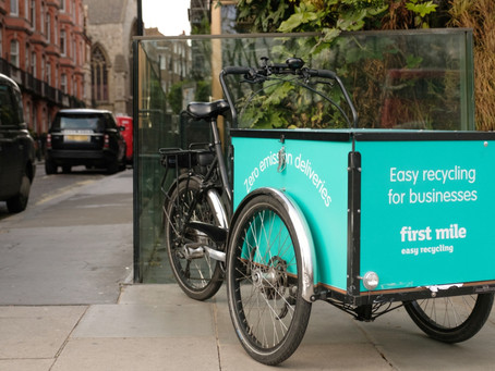First Mile launches new RecycleBox post back packaging recycling services