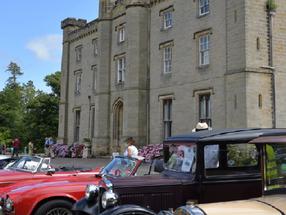 Summer Vintage Fair at Chiddingstone Castle