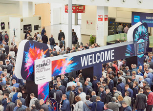 Bringing colour back! Fespa launches campaign for March 2021