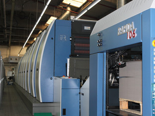 Taylor Bloxham invests in new generation press to increase capacity