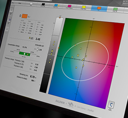 Baldwin Vision Systems unwraps secret to accurate colour at Packaging Innovations