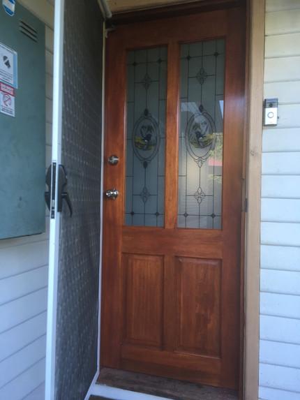 Replace Door and Door Jam