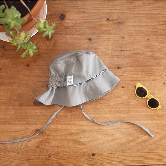Chapeau pour le soleil   Gris