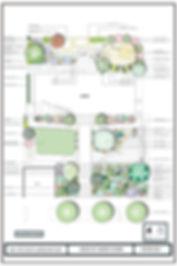 Landscape Plan or Planting Plan