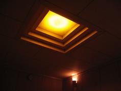 CUSTOM ZIGURAT LIGHT