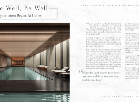 Luxury Homes Magazine