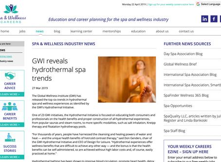 Spa & Wellness Careers