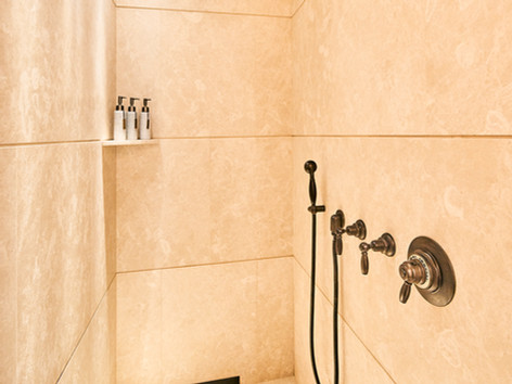 EXPERIENCE SHOWER
