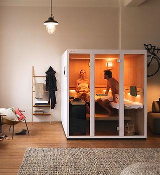 KLAFS Easy Sauna