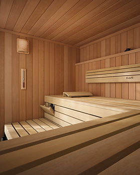 KLAFS Premium Sauna