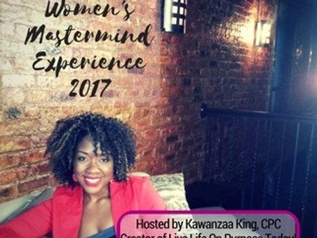 Women's Mastermind Experience Single Ticket