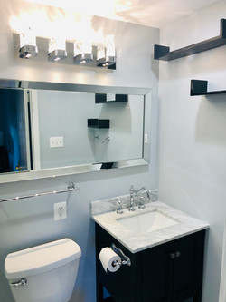 Black and White Remodel
