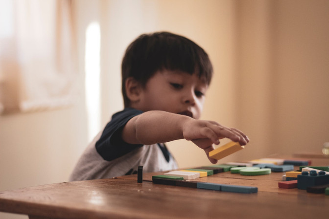 Calming Bedroom Design Ideas for Children on the Autism Spectrum