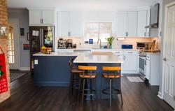 Full Kitchen & Main Floor Reno