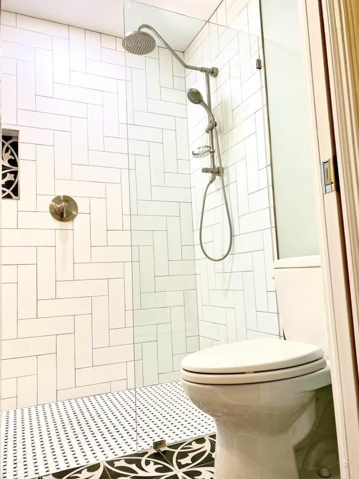 Wheaton Half Bath Conversion