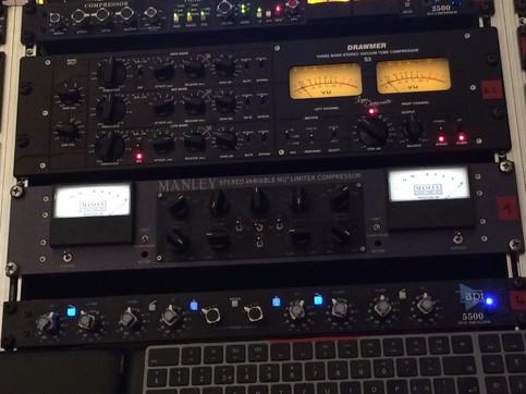 Mastering - New Album