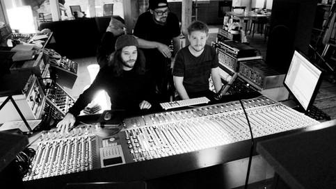 Mixing - New Album