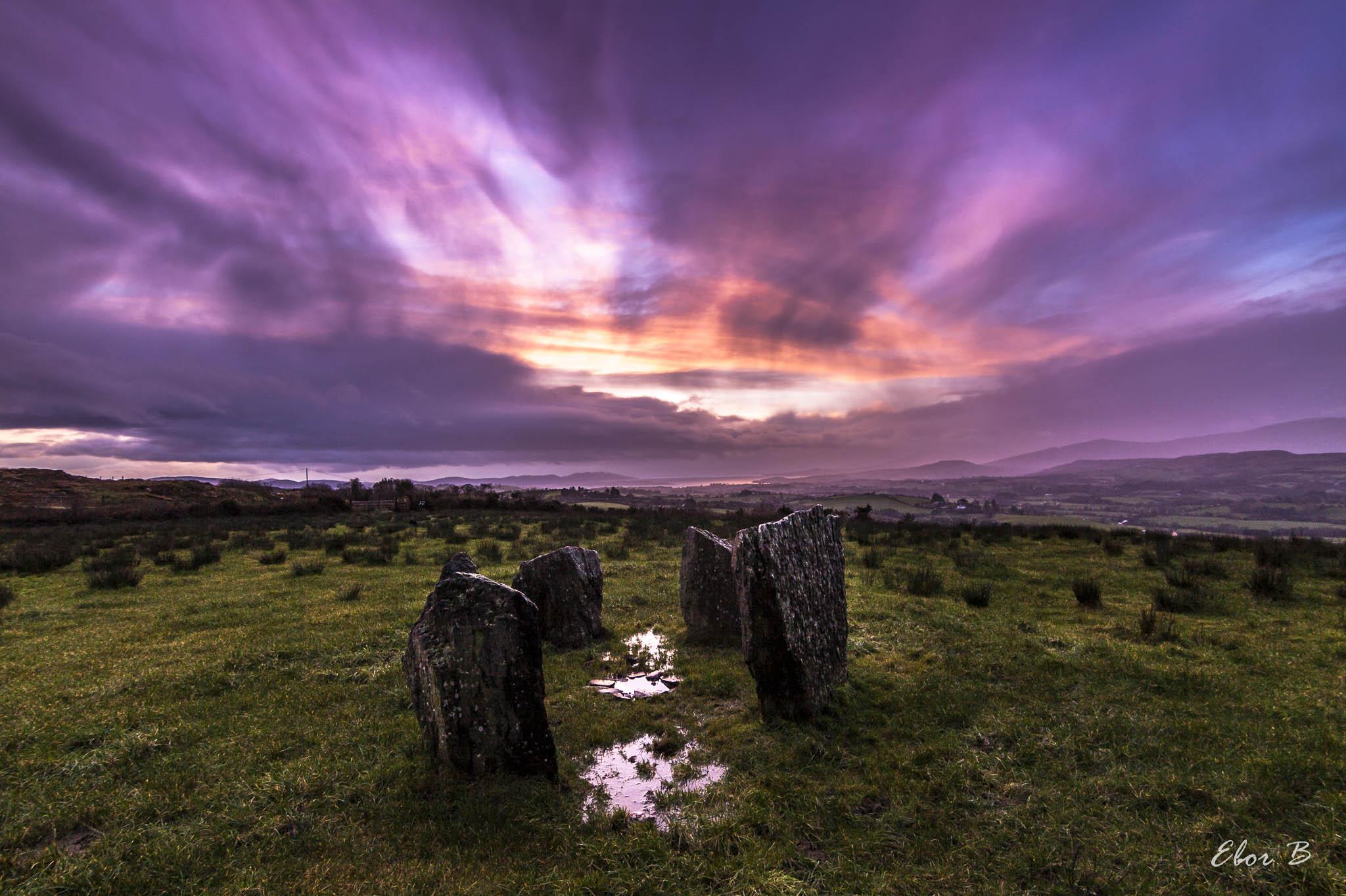 Kealkil Five Stone Circle