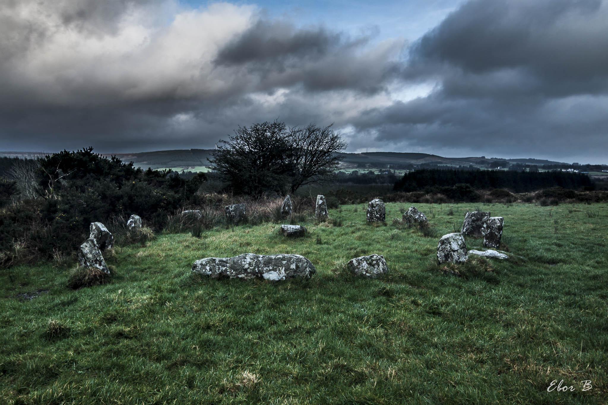 Carrigagulla Stone Circle