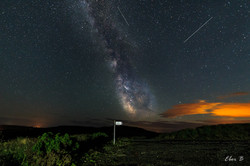 Which way, the milkyway!