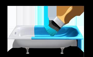 эмалировка ванн своими руками,  реставрация ванн, как отремонтировать ванну, реставрация ванны эмалью, наливные ванны,  эмалировка чугунных ванн,  как покрыть ванну акрилом, эмалировка ванн отзывы